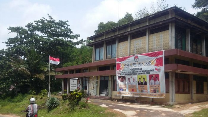 KPU Beltim Tekankan Syarat Pemilih Kepada KPPS