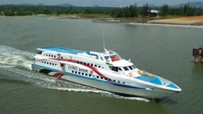 Express Bahari Berencana Kembali Operasi, Ini Syarat Yang Harus Dipenuhi Penumpang
