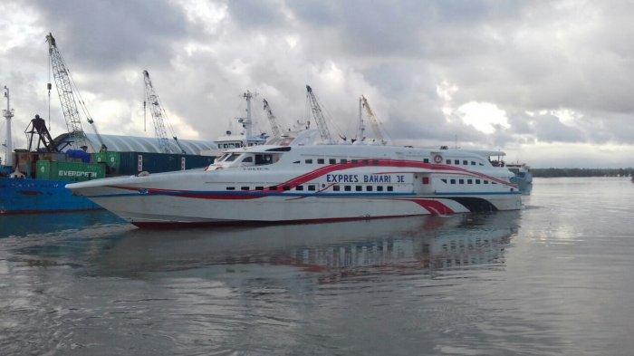 Pekan Ini Express Bahari 3E Kembali Berlayar dengan Protokol Kesehatan, Ini Syarat Calon Penumpang