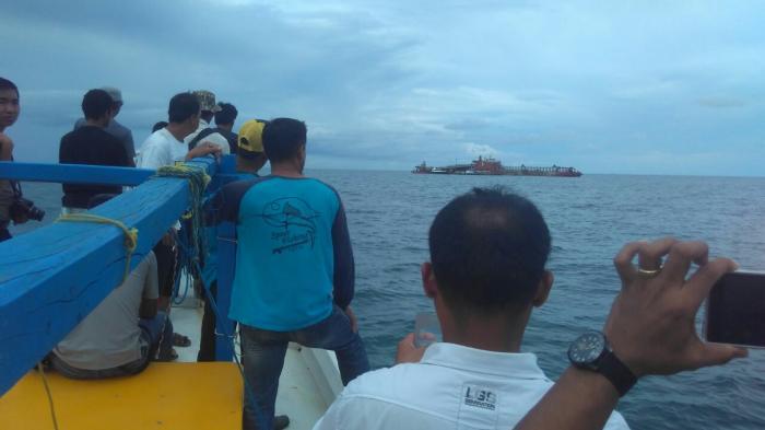 Pemprov Baru Terima Dokumen P2D, Gubernur Babel Setuju Menolak Kapal Isap