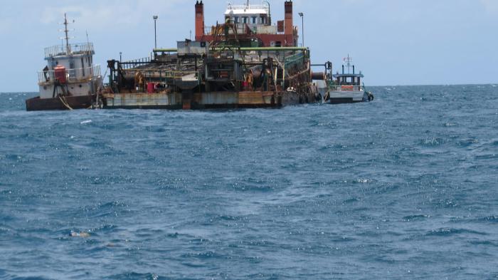 FORTTAL Ajak Warga Bebaskan Laut Belitung Timur dari Tambang