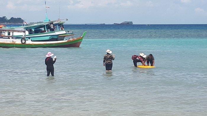 Pemerintah Belitung Terkendala Regulasi Untuk Membangun Dermaga Apung di Pulau Lengkuas