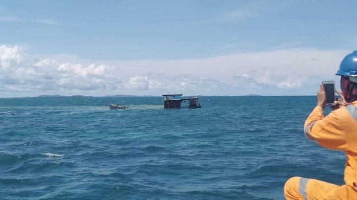 Tentang Kapal Bermuatan Gas Elpiji Tujuan Belitung Tenggelam, Ini Kata Bupati Sahani Saleh