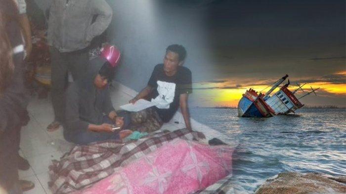 Usai Belanja Lebaran, Kapal Bermuatan 38 Penumpang Tenggelam, 14 Orang Meninggal Dunia