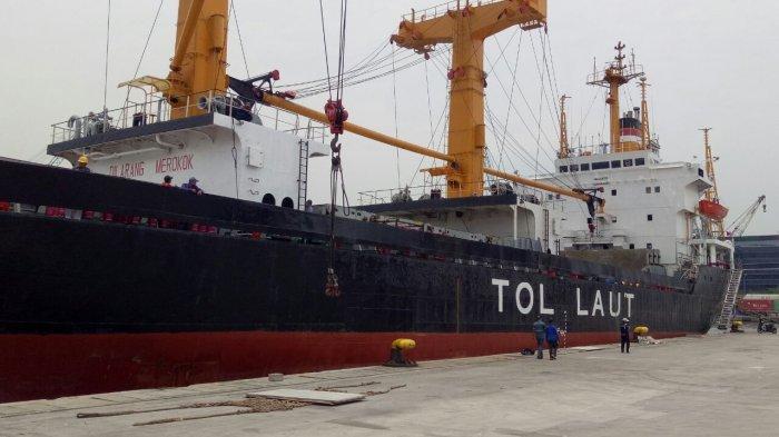 Gara-gara Tarif, Kapal Tol Laut Tunda Berlayar ke Belitung