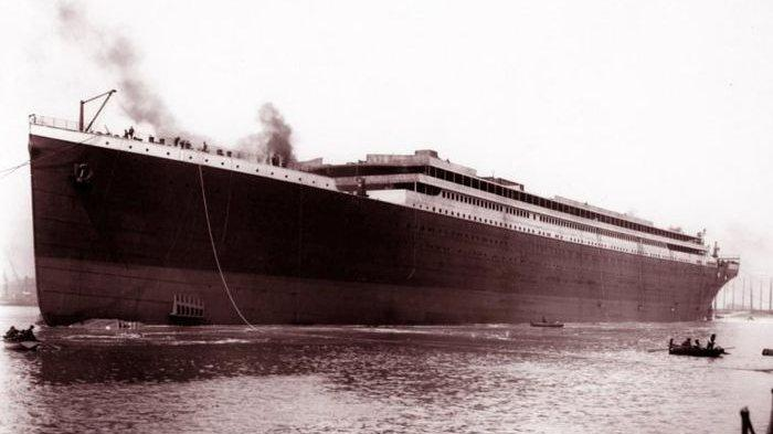 Inilah 6 Fakta Unik di Balik Tenggelamnya Kapal Titanic, Lelang Barangnya Capai Rp 19,8 Miliar!