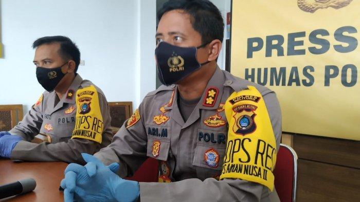 Anggotanya Terlibat Narkoba, Kapolres Belitung Serahkan Proses Hukum ke BNN Provinsi Babel