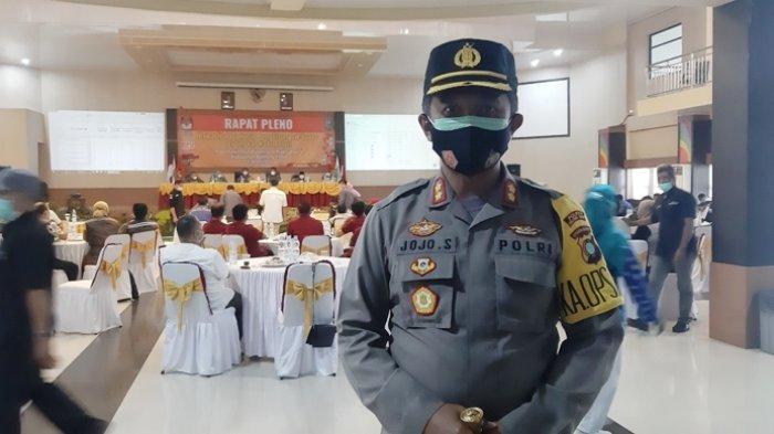 150 Personel Amankan Rapat Pleno Rekapitulasi Pilkada Belitung Timur 2020