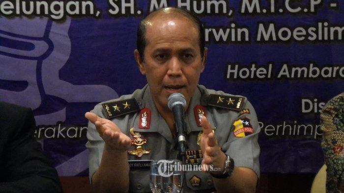 Massa Membabi Buta, Ajudan Kapolres Jayapura Dibacok dan Kapolres Sempat Dikeroyok