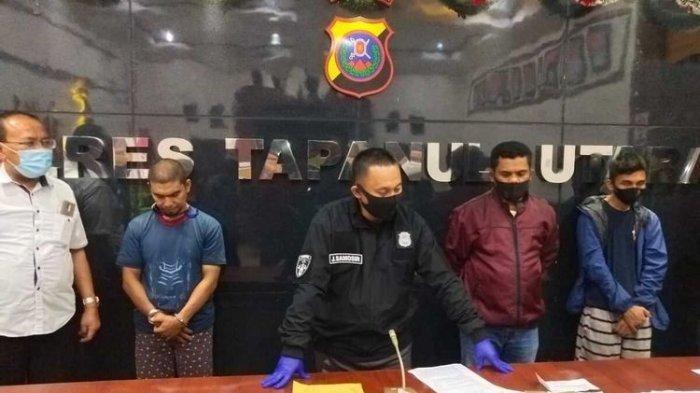 Pakai Surat Bebas Covid-19 Palsu, Dua DPO Sindikat Narkoba Internasional ini Kabur ke Medan