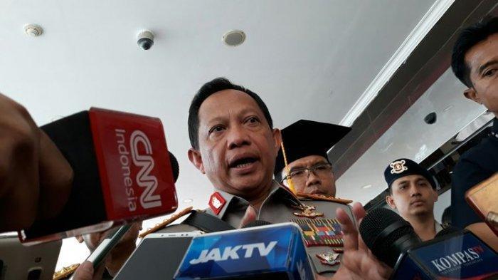 Kapolri Jenderal Tito Karnavian Sebut People Power Sebenarnya Ya People Power 17 April Itu