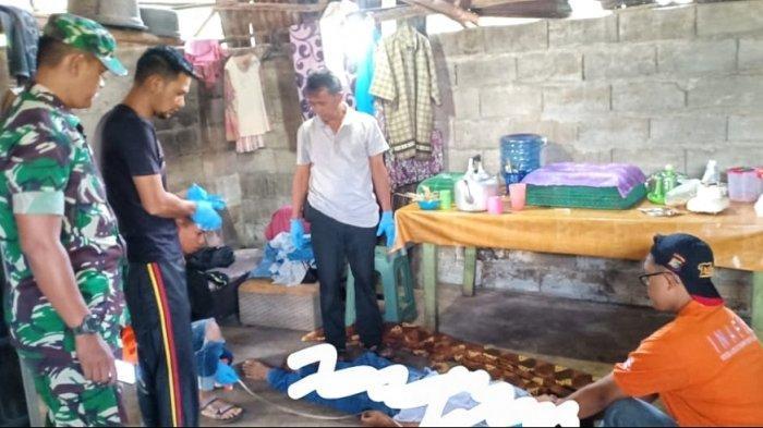 Adriyanto Warga Belitung Timur Mengakhiri Hidupnya dengan Gantung Diri