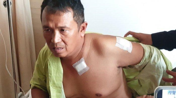 Wiranto Ditusuk Hingga Tersungkur, Kapolsek juga Diserang hingga Jalan Kaki Cari Pertolongan Medis
