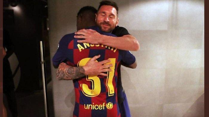 Satu Pemain Bisa Gantikan Lionel Messi di Camp Nou, Samuel Eto'o: Dia Melakukan Hal Luar Biasa