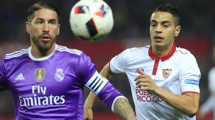 Sevilla Patahkan Rekor tak Terkalahkan Real Madrid