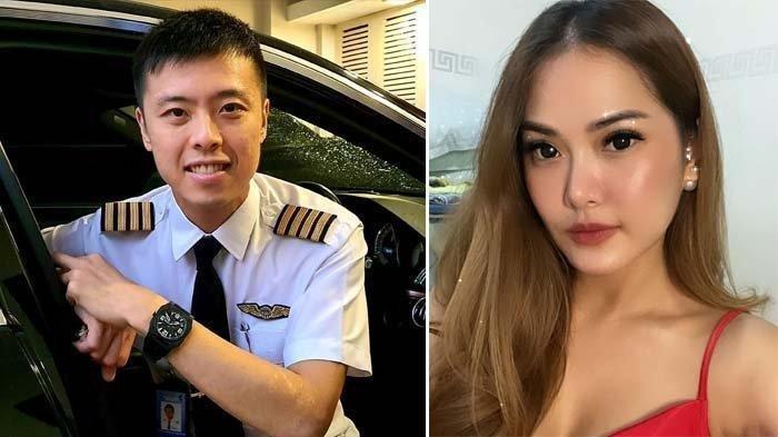 Pilot Vincent Raditya Bongkar Kelakuan Istrinya, Novita Condro Dituding Selingkuh dengan Brondong