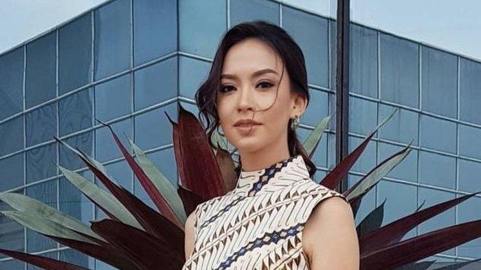 BIODATA Karina Nadila, Artis Cantik Runner Up Putri Indonesia 2017, Ungkap Tak Kenal Ayah Kandungnya
