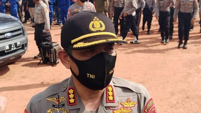 Hentikan Tambang Laut Ilegal, 300 Polisi dan TNI Menginap di Bangka Selatan hingga 10 Oktober 2020