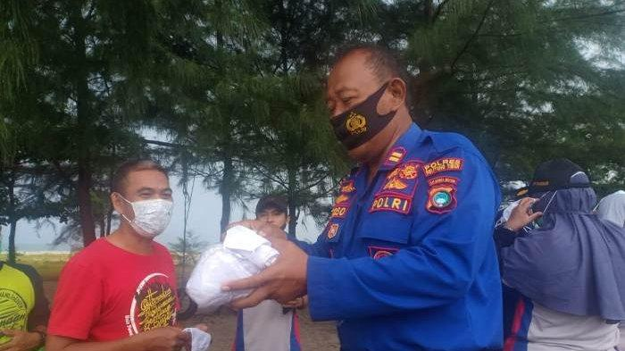 Sat Polairud Polres Belitung Timur Gelar Operasi Katarak dan Sunatan Massal Gratis