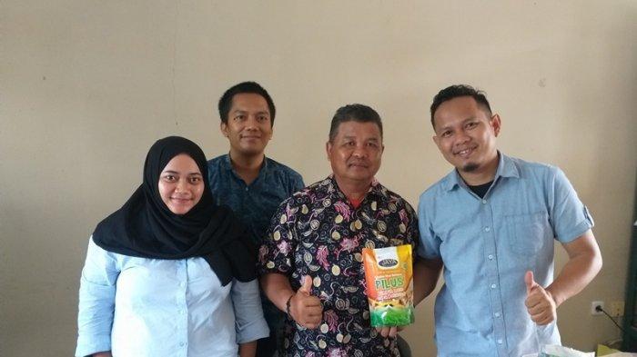 Disperindag Provinsi Kepulauan Bangka Belitung Berikan Edukasi Packaging kepada IKM di Beltim