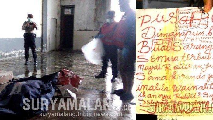 Ternyata Wanita yang Dimutilasi Sugeng di Pasar Besar Malang Bukan Korban Pembunuhan