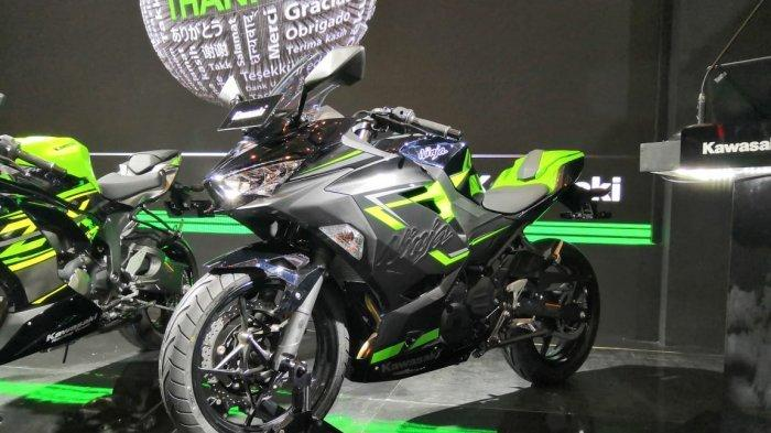 Ini Dia Kawasaki Ninja 250 4-Silinder, Dilansir Majalah di Jepang