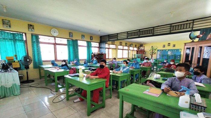 Pemkab Belitung Izinkan, Kegiatan Belajar Tatap Muka di Tengah Pandemi Covid-19