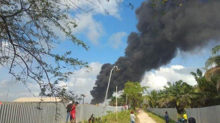 Kilang Minyak Pertamina di Balikpapan Terbakar, Polisi Tak Mau Tergesa-gesa dan Fokus Lakukan Ini