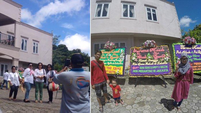 Senyum dan Karangan Bunga Warnai Rumah Ahok di Beltim, Begini Situasi Terbarunya Hari Ini