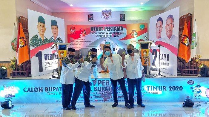 Live Streaming Debat Pilkada Belitung Timur 2020 Bikin Kecewa Masyarakat, Ini Penjelasan KPU Beltim