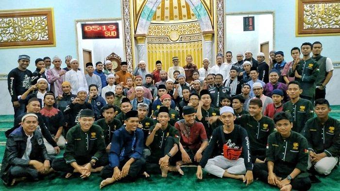 Komunitas Bikers Subuhan Sungailiat, Tiap Hari Keliling Masjid Shalat Subuh Berjamaah