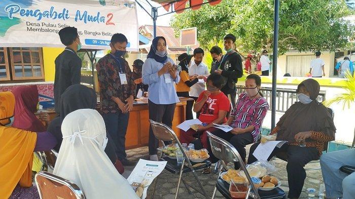 Arah Pemuda Indonesia Lakukan Pengabdian di Pulau Seliu