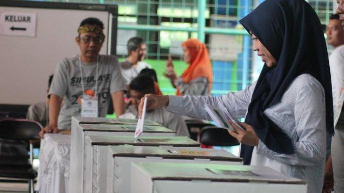 Pemilu 2019, Pemilih Boleh Memilih di Atas Pukul 13.00, Ini Syaratnya