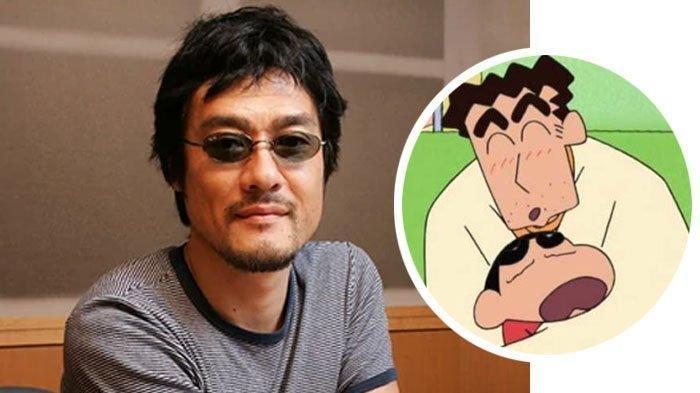Fakta-fakta Keiji Fujiwara Dubber Kondang Ratusan Karakter, Pengisi Suara Ayah Sinchan ini Meninggal