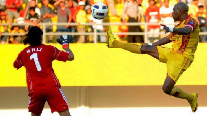 Sriwijaya FC Bakal Boyong Kembali Keith Kayamba Gumbs