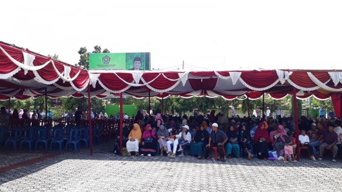 Hari ini 445 Jemaah Haji Pulau Bangka Tiba di Pangkalpinang, Belitung Besok
