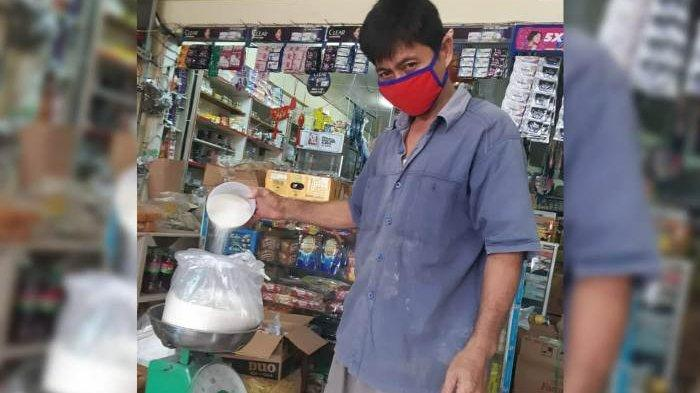 Pedagang Ini Tidak Mau Stok Gula Banyak-banyak, Alasannya Harga Belum Terkendali