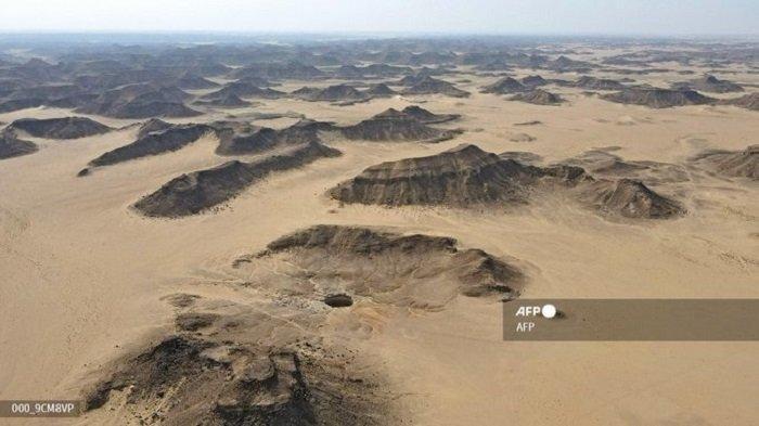 Lubang Raksasa yang Dikenal 'Sumur Neraka' Muncul di Yaman, Diyakini Tempat Setan Kumpul