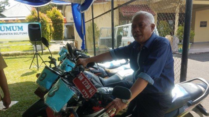 Anggota DPRD Belitung Menang Lelang Kendaraan Rp.5,8 Juta, Firuzah: Saya Kenal Sepeda Motor Itu