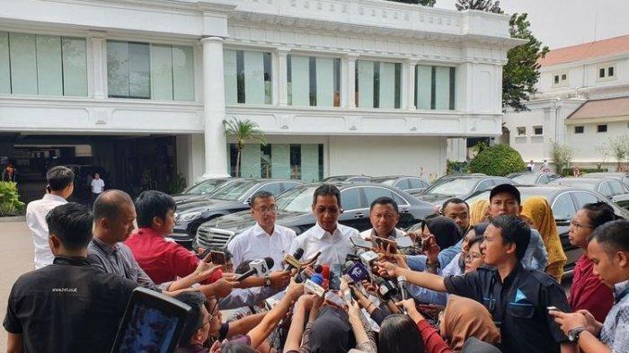 Pelantikan Jokowi-Maruf, Setneg Habiskan Rp 1 Miliar Sewa 18 Mercy Untuk Tamu Negara