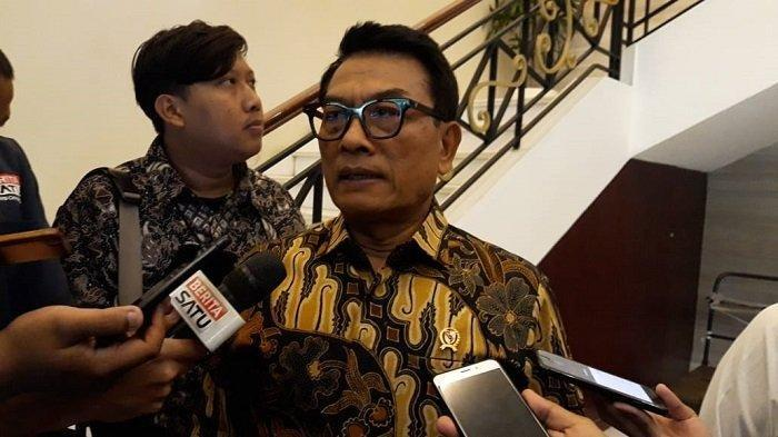 Moeldoko Sebut Penanganan Covid-19 Indonesia Lebih Baik Ketimbang AS, Ini Alasannya
