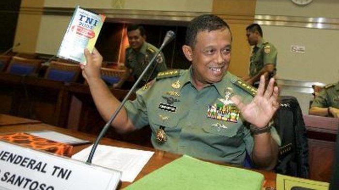 Prabowo Mengenang  Djoko Santoso, Sebut Almarhum Tipe Prajurit Sejati yang Berintegritas Tinggi