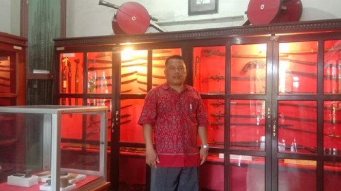 25 Peserta Tingkat SMA dan SMK se Belitung, Mengikuti Lomba di Musium Tanjungpandan