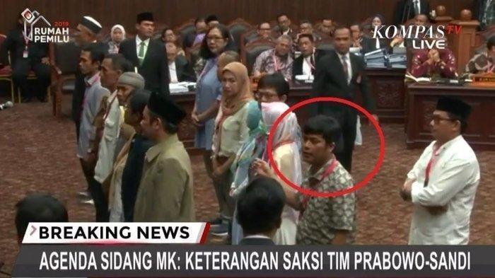 Keponakan Mahfud MD Hairul Anas Bersaksi untuk Paslon 02, Beberkan Materi Pelatihan TKN di Sidang MK