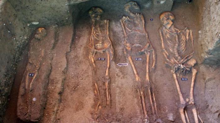 Kerangka Manusia Berumur 700 Tahun Ditemukan di Gorontalo