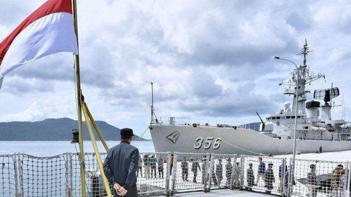 Indonesia Lengkapi Kapal Perang dengan Senjata Canggih, Ini Jenisnya