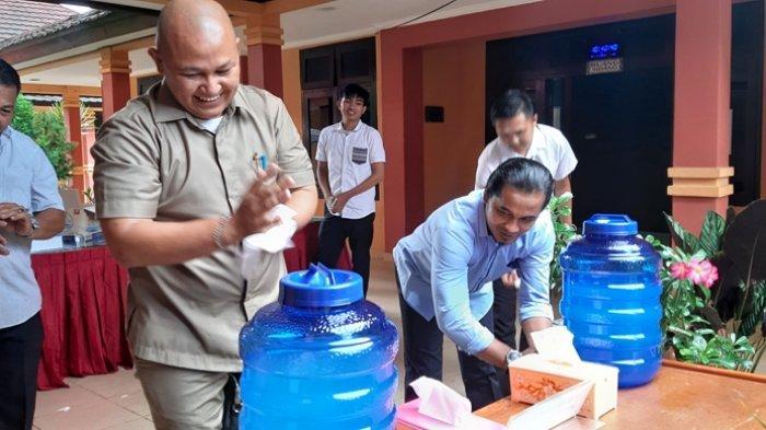 Paripurna Penyampaian Reses Hanya Berlangsung Singkat,Ini Alasan Ketua DPRD Belitung Timur