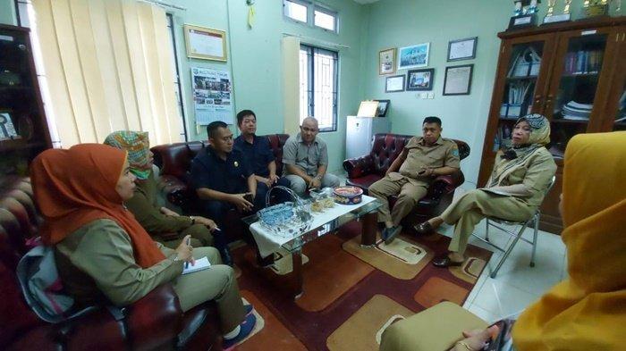 DPRD Belitung Timur Sidak ke RSUD Beltim Terkait Virus Corona