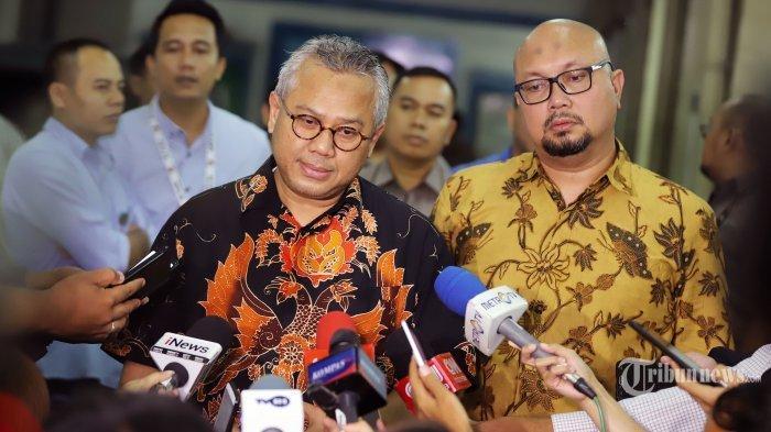 Komisioner KPU Kena OTT, Arief Budiman Ungkap Wahyu Setiawan saat Diperiksa KPK & Catatan Khususnya