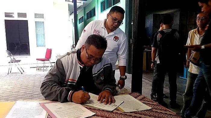 Ketua KPU Belitung: Proses Pembukaan Kotak Suara Bukan Persiapkan Sidang di Mahkamah Konstitusi